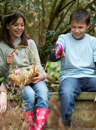 Cadbury Easter Egg Trails at National Trust