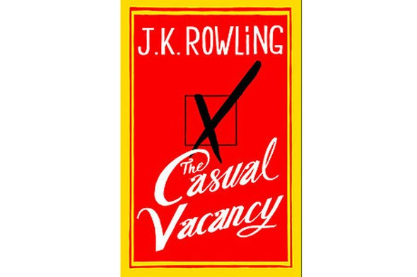 WIN a signed copy of J. K Rowling's novel 'A Casual Vacancy'