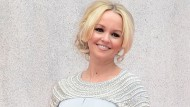 Jennifer Ellison five months pregnant with 'miracle' second baby