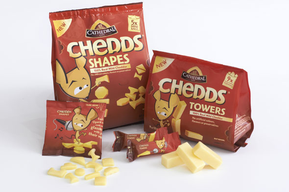 WIN a toy bundle plus NEW Chedds Shapes and Chedds Towers!
