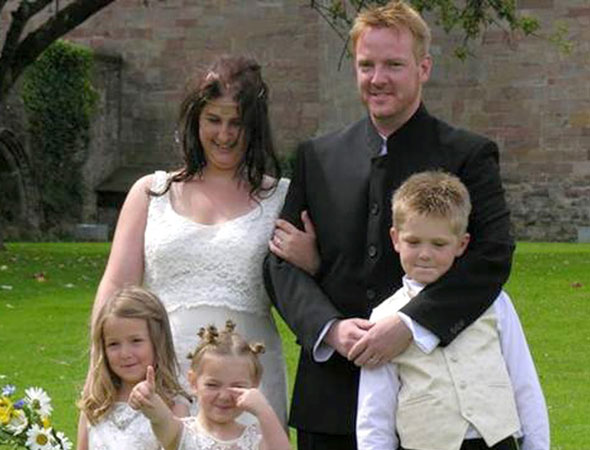 Dad killed himself and 3 children after discovering wife's crush on lecturer