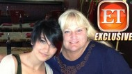 Paris Jackson reunited with her mother Debbie Rowe. First picture