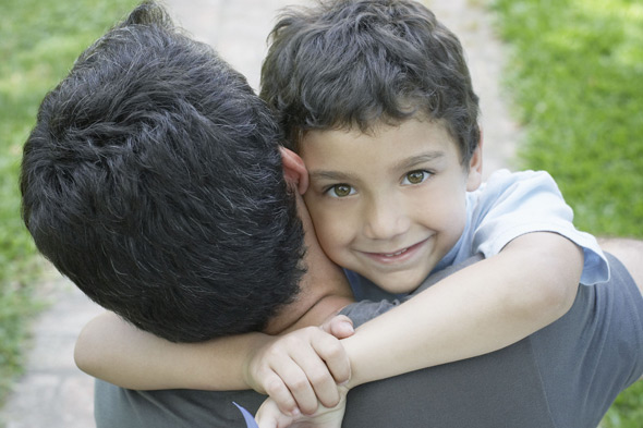 The House Dad Chronicles: Should I worry about my son's fidgeting?