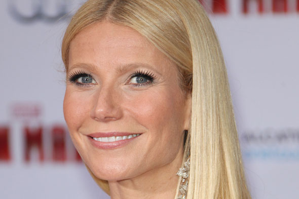 Gwyneth ups her cool stakes to impress son Moses