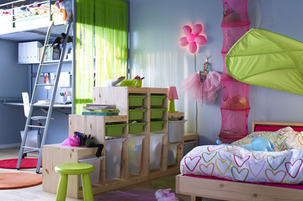 10 Tips For Creating Cool Children 39 S Bedrooms Whatever
