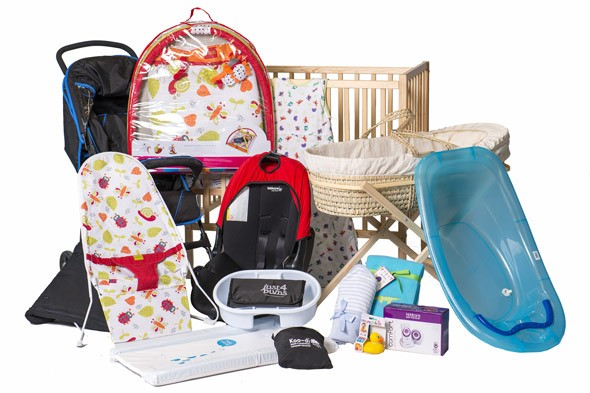 WIN a Kiddicare Baby Bundle worth £300!
