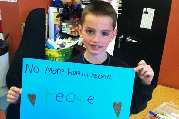 Martin Richard, Boston