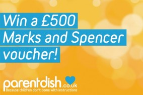 A 500 Marks and Spencer voucher