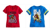 Sexism row over Disney's 'I Need a Hero' T-shirts for girls