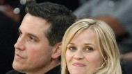 Reese Witherspoon says new baby has 'stolen' her brain