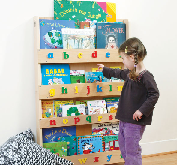 WIN a Tidy Books kids bookcase!