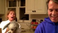 Video: Is this the world's happiest grandmother-to-be?