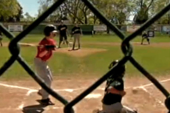Boy has heart attack after being hit by baseball ball