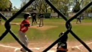 Eight-year-old boy hit by baseball ball has heart attack