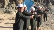 Children as young as five filmed training to be terrorists