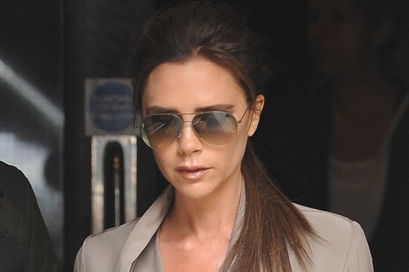 'I constantly feel guilty,' admits working mother Victoria Beckham