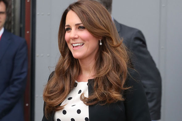 Kate Middleton pregnant: Duchess of Cambridge buys blue Bugaboo