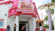 Come on Barbie, let's go party! Life size fantasy Barbie house in Florida