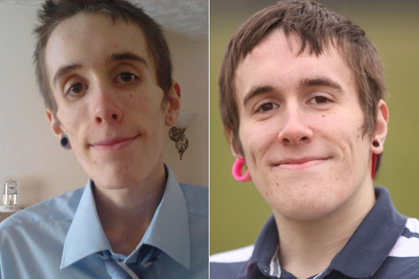 Anorexic teen 'died' for 20 minutes - and shocked himself into recovery