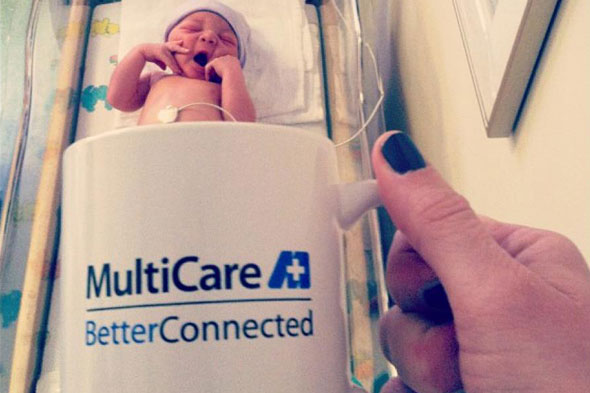 Hilarious baby mug shots are every parent's cup of tea!