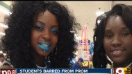 School bans girls from prom for inappropriate dresses