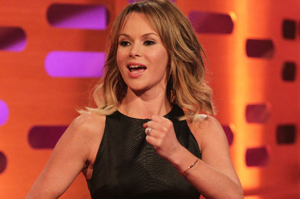 Amanda Holden says Brucie is wrong to say kids should be banned from BGT