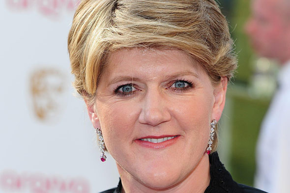 'Misfit' Clare Balding's speaks out about school hell