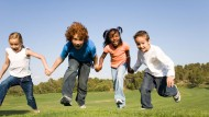 10 ways to keep kids fit
