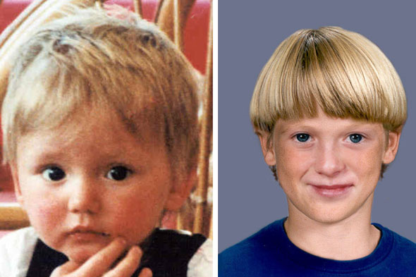 Missing Ben Needham's mum calls for DNA test on blonde gypsy man