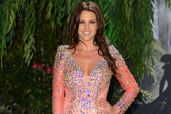 Danielle O'Hara unhappy with her pregnancy weight gain