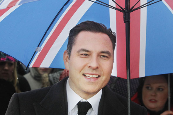 David Walliams backs Simon Cowell over Bruce Forsyth's kids in showbiz jibes