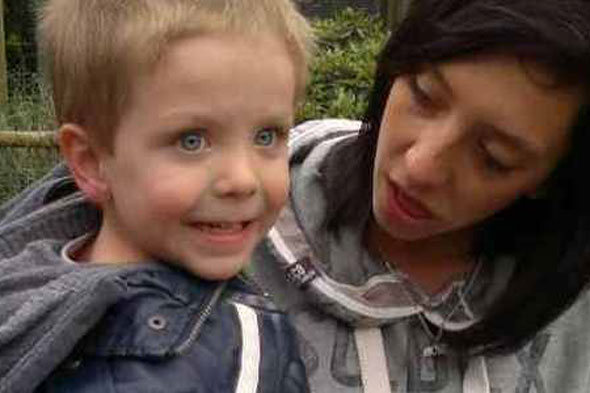 Toddler killed when marble fireplace fell on him at home