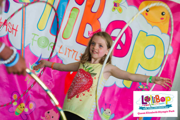 WIN a family ticket to Lollibob with Jellyfingers!
