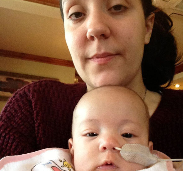 Baby died after 26 minute wait for ambulance - which then got lost on way to hospital