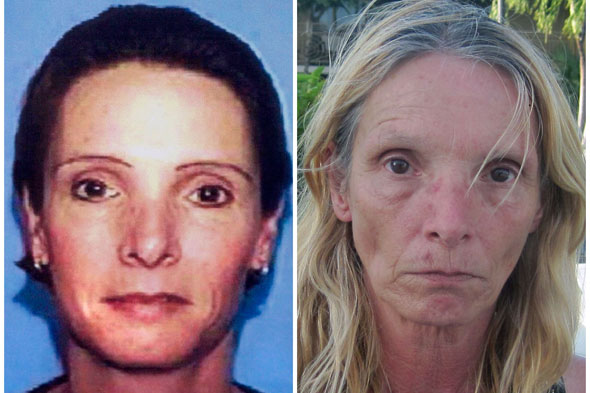 'Dead' mum turns up at police station 11 years after going missing