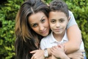 Mum spends £20,000 on designer clothes for eight-year-old son