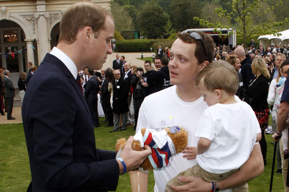 Prince William talks impending fatherhood and reveals he can't wait to be a dad