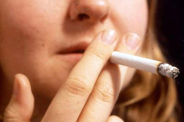 Children are turning to cigarettes to get them through SATs stress