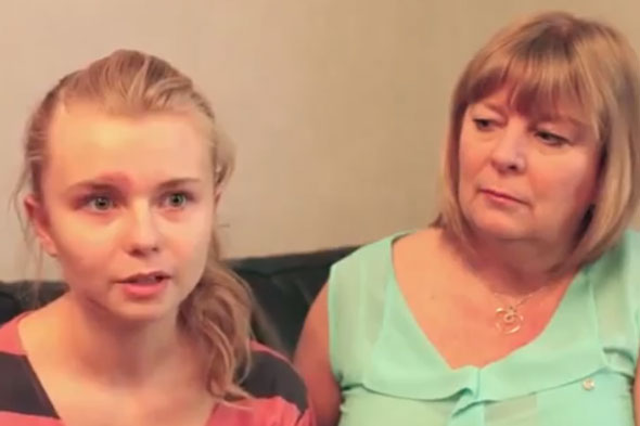 Video: Taylor Swift lookalike teen bullied because of her looks