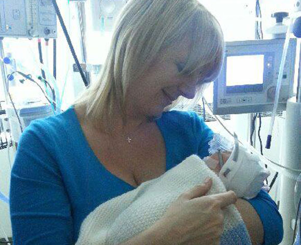 New mum gave birth and lost her mother in space of 15 hours
