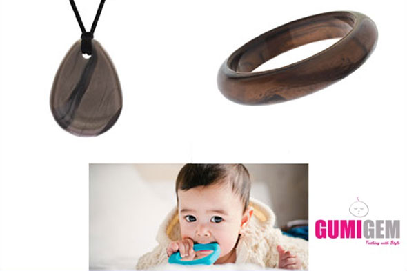 WIN Gumigem teething jewellery!