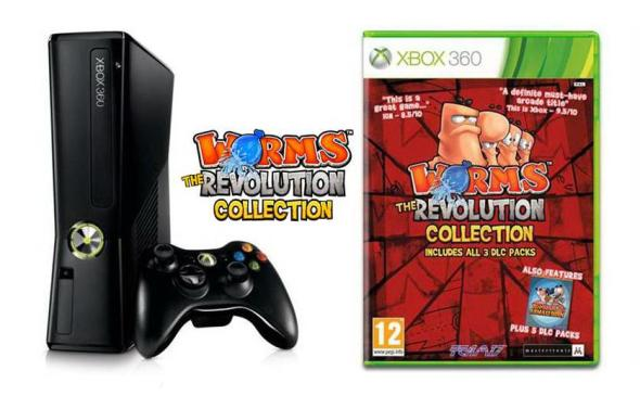 WIN an Xbox 360™ and Worms™ Revolution Collection!