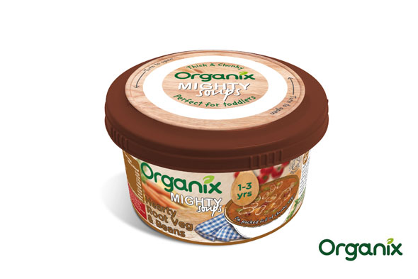 WIN an Organix hamper and £250 Mamas and Papas voucher!