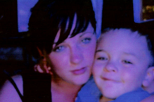 Abby Podmore and son Alfie: Mum falsely accused of toddler son's murder gets damages
