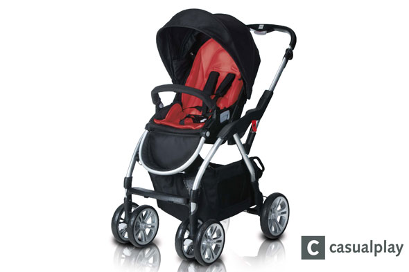 WIN a Casualplay Avant stroller!
