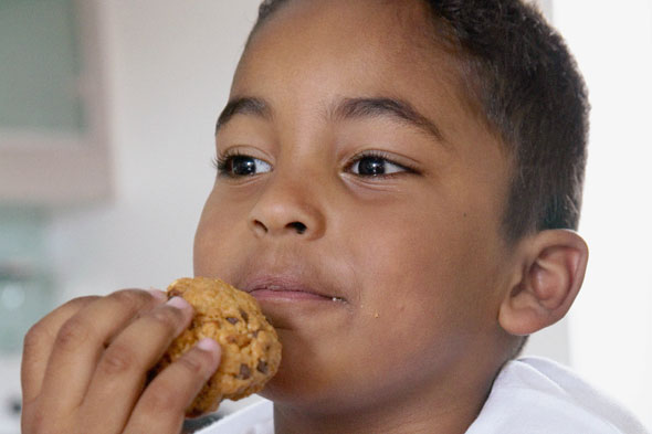 Health warning over saltiness of children's sweet treats and biscuits