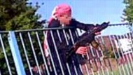Man terrifies children by brandishing sub-machine gun in Leicester playground