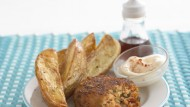 Annabel Karmel's Quick & Easy Cod and Salmon Fishcakes