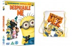 WIN Despicable Me on DVD and film goodies!