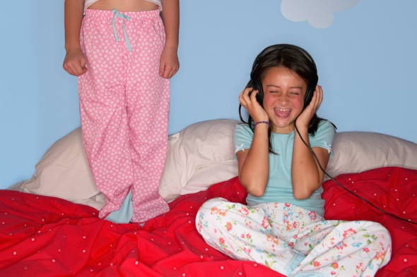 How to host a stress-free sleepover